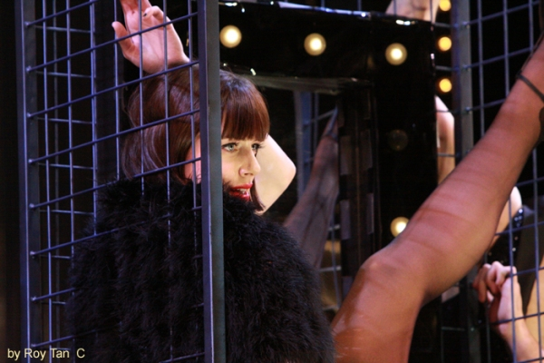 Photo Flash: Will Young, Michelle Ryan and More in the Savoy's CABARET on the West End