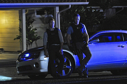 Photo Flash: First Look at Upcoming HAWAII FIVE-O Episode, 'Mohai'