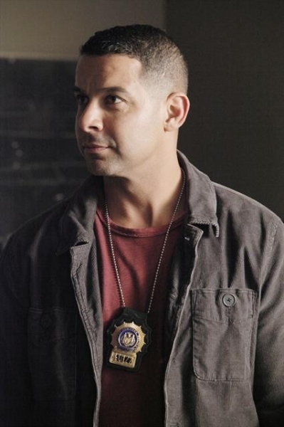 JON HUERTAS   at First Look at CASTLE's Upcoming Episode to Air 10/29