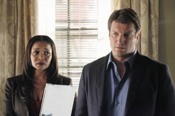 TAMALA JONES, NATHAN FILLION