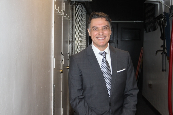 Photo Coverage: Robert Cuccioli Brings A STANDARD LOVE to Birdland