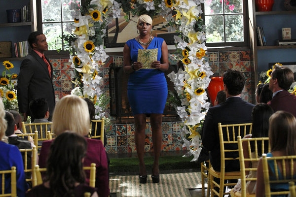 NeNe Leakes at First Look - Tonight's Episode of THE NEW NORMAL on NBC