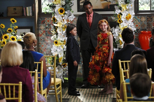 Bebe Wood at First Look - Tonight's Episode of THE NEW NORMAL on NBC