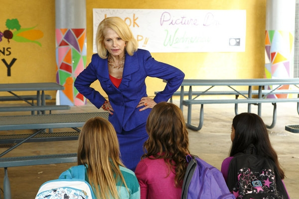 Ellen Barkin at First Look - Tonight's Episode of THE NEW NORMAL on NBC