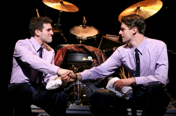 Photo Flash: Jarrod Spector, Drew Gehling Return to JERSEY BOYS!
