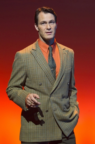 Matt Bogart at Jarrod Spector, Drew Gehling Return to JERSEY BOYS!