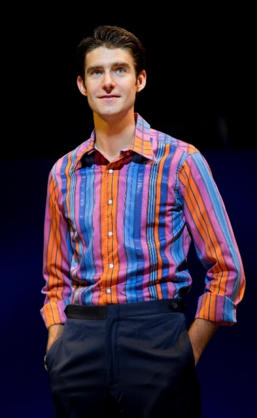 Drew Gehling at Jarrod Spector, Drew Gehling Return to JERSEY BOYS!
