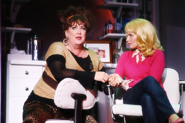 Kathy Fitzgerald and Autumn Hurlbert