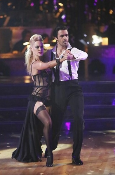 Peta Murgatroyd,Gilles Marini at Highlights from Last Night's DWTS: ALL STARS