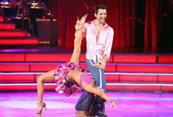 Melissa Rycroft,Tony Dovolani at Highlights from Last Night's DWTS: ALL STARS
