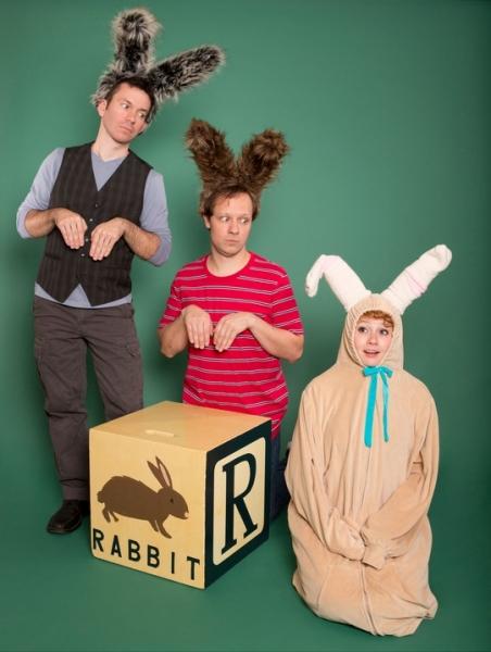 Photo Flash: Jim Stanek, John Curcuru to Lead Off-Broadway's THE VELVETEEN RABBIT