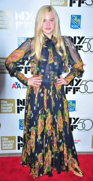 Elle Fanning 'Ginger & Rosa' Film Screening, New York Film Festival (Photo by Everett Collection / Rex USA) at Fashion Photo of the Day 10/9/12 - Elle Fanning