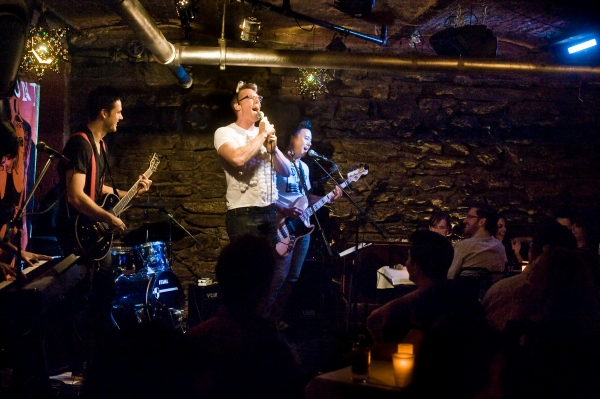 Photo Flash: ROCKERS ANONYMOUS: Back to the BaSIX at The Underground Lounge