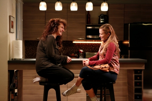 Tracee Chimo and Molly Ranson at First Look at Joshua Harmon's BAD JEWS at Roundabout