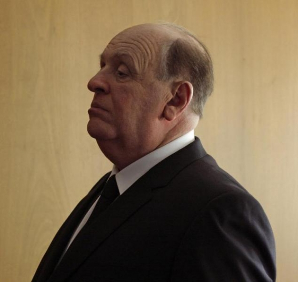 Photo Flash: New HITCHCOCK Images Released; Featuring Hopkins, Johansson, Mirren