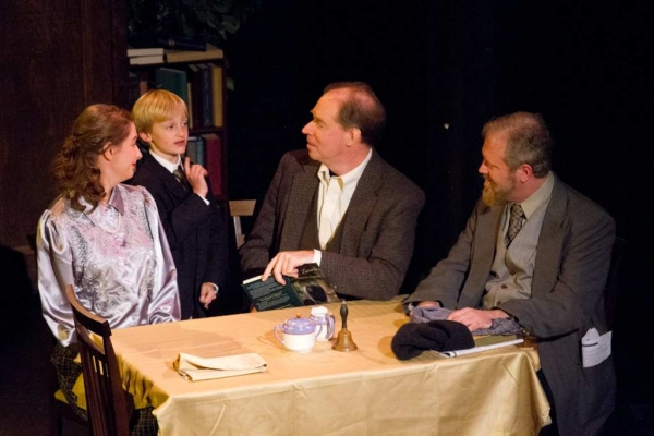 Photo Flash: First Look at Isle of Shoals Productions' SHADOWLANDS