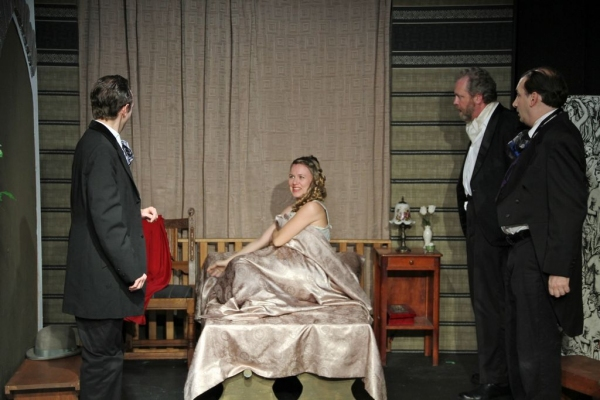 Photo Flash: First Look at Isle of Shoals Productions' THE LADY FROM MAXIM'S