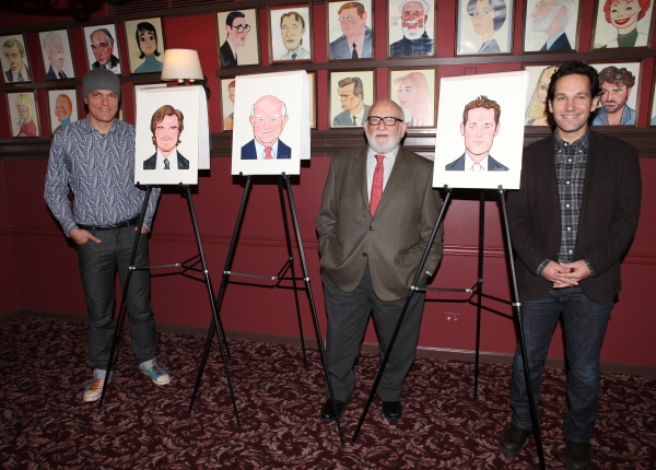 Michael Shannon; Ed Asner and Paul Rudd 