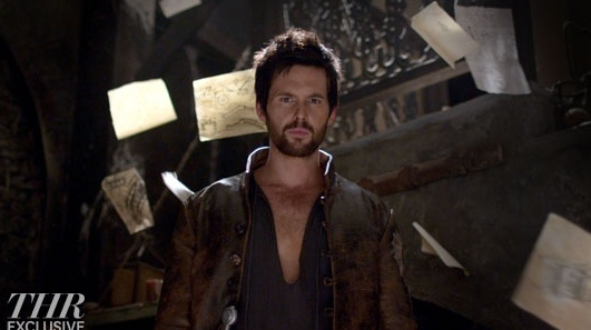Photo Flash: First Look at Starz's DA VINCI'S DEMONS