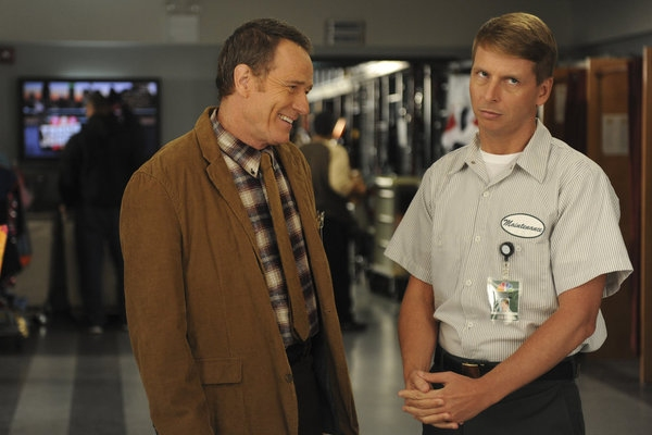 First Look: Matthew Broderick Guest Stars on NBC's 30 ROCK Tonight, 10/11