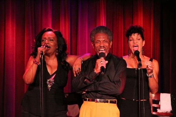 Freida Williams, Andre De Shields, Marlene Danielle