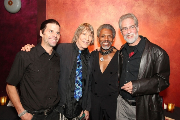 A.D. Coughlan, James Rado, Andre De Shields, Steve Margoshes