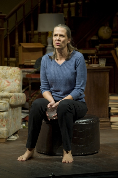 Photo Flash: First Look at WHO'S AFRAID OF VIRGINIA WOOLF?- Production Shots