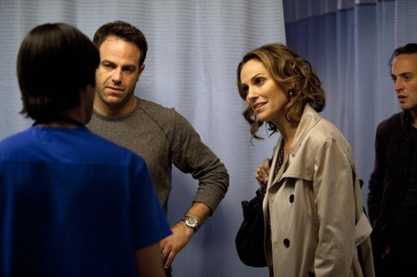 MATT LONG, PAUL ADELSTEIN, AMY BRENNEMAN, CHARLIE HOFHEIMER 