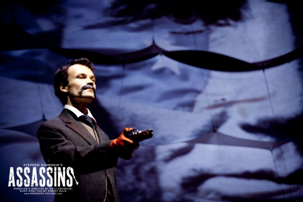 Photo Flash: First Look at Sam Button-Harrison, Edward Fraim and More in ASSASSINS