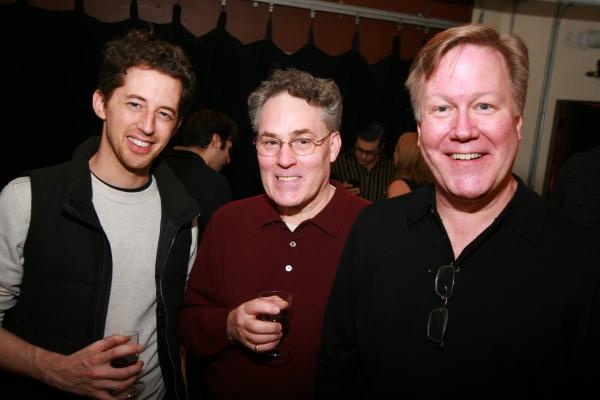 Josh Grisetti, Jerry Bradley, an Donald Brenner