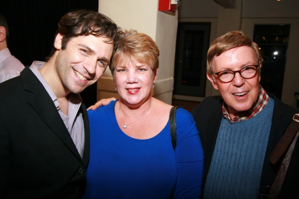 Scott Evan Davis, Sue Matsuki, and Shelly Markham