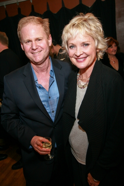Charles Bloom and Christine Ebersole