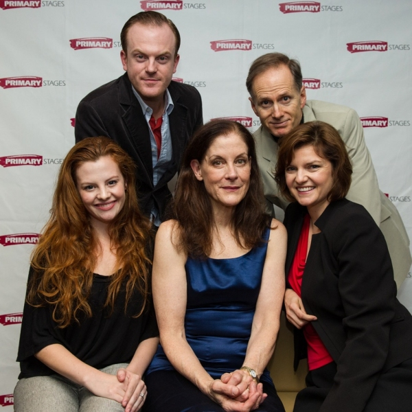 Photo Flash: Inside Opening Night of Primary Stages' HIM