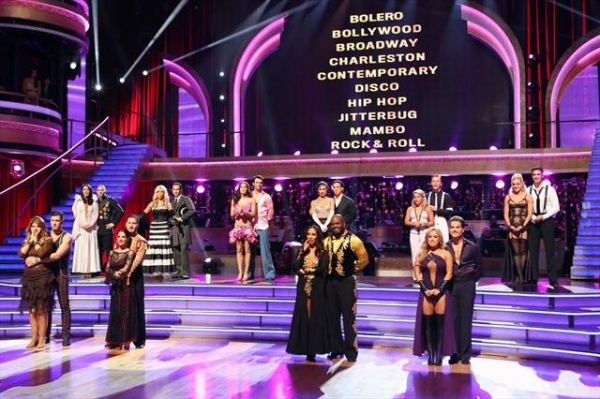 Photo Flash: A Look Back at Last Night's Elimination on DANCING WITH THE STASR