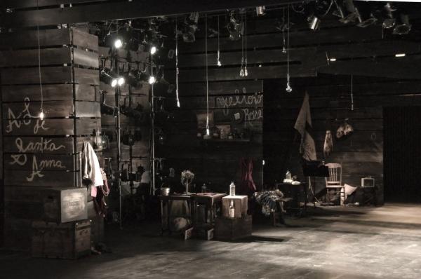 Photo Flash: Fordham's CENTAUR BATTLE OF SAN JACINTO, Now Thru 10/12