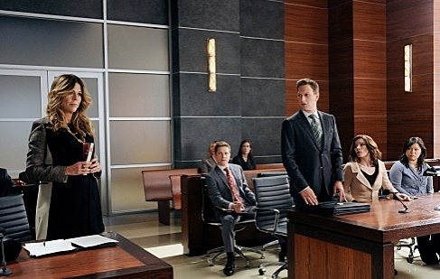 Rita Wilson,Josh Charles at Dennehy, Ricci Among Guest Stars on CBS's THE GOOD WIFE