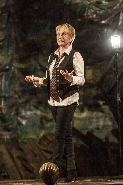 Photos: Sandy Duncan Joins  Talk Back Series at PETER AND THE STARCATCHER