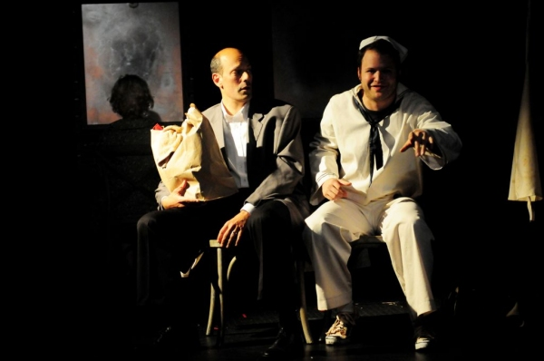 Photo Flash: First Look at The Players Theatre's BARBICIDE, Opening Tonight!