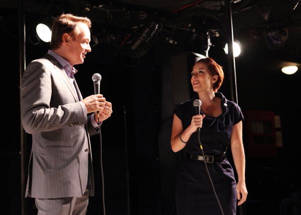 Paul Boskind and Fiona Dawson