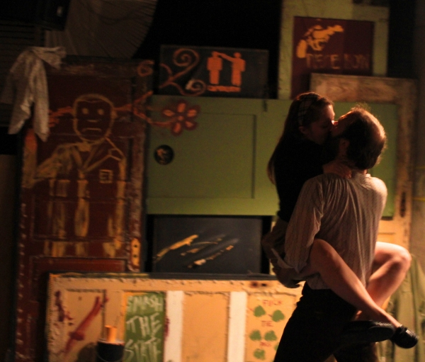 Photo Flash: First Look at Assembly Theater Project's HOME/SICK