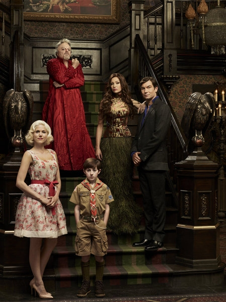 Photo Flash: First Look - The Cast of NBC's MOCKINGBIRD LANE