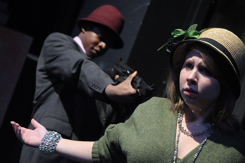 Brecht's THE RESISTIBLE RISE OF ARTURO UI Plays CCBC's Essex Academic Theatre thru 10/30