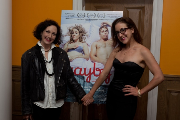 Bebe Neuwirth and Jenn Harris at Jenn Harris, Matthew Wilkas and More at Premiere of GAYBY