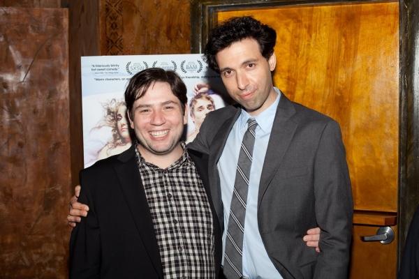 Jonathan Lisecki and Alex Karpovsky Photo