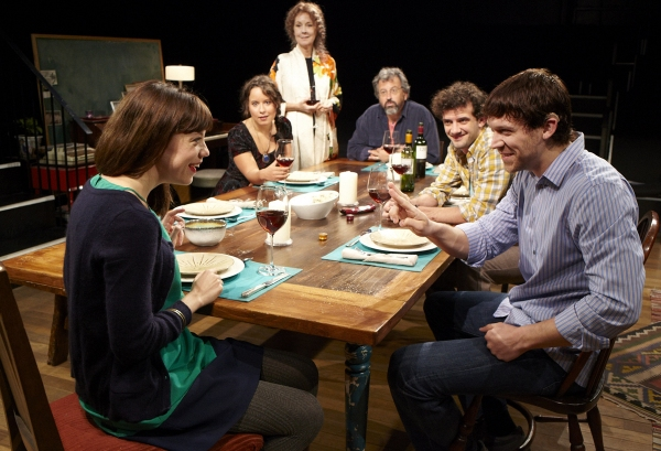 Photo Flash: Meet the Current Cast of TRIBES at Off-Broadway's Barrow Street Theatre