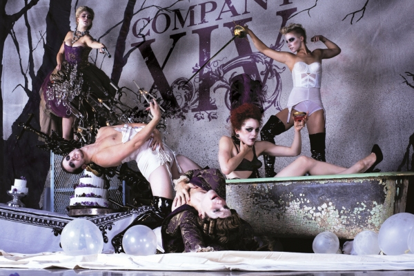 Photo Flash: First Look at Company XIV's LA FETE, Beginning on Halloween