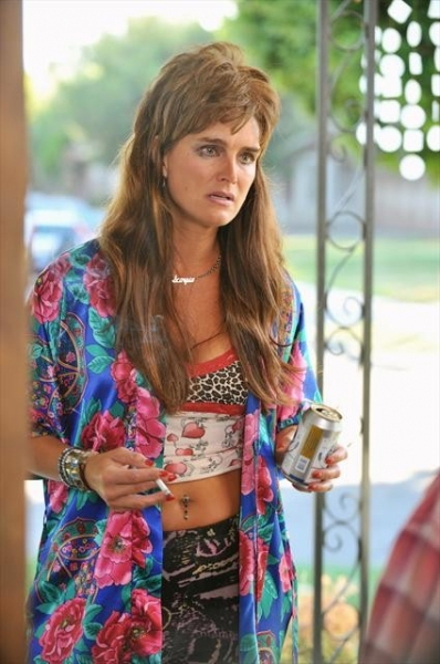 BROOKE SHIELDS   at First Look at THE MIDDLE's Upcoming Episode, 'The Hose,' Airs 10/17