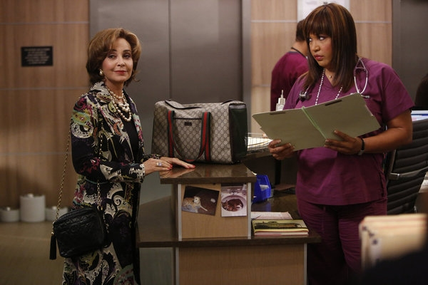 Photo Flash: First Look at ANIMAL PRACTICE's Upcoming Episode, 'Who's Afraid of Virginia Coleman,' Airs 10/17