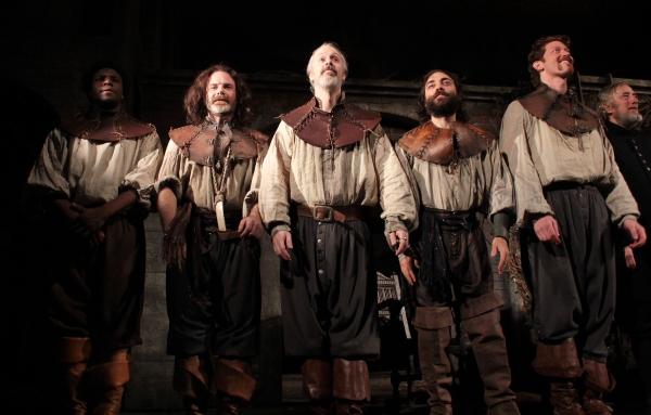 The cast of Cyrano de Bergerac Hi-Res Photo - Photo Coverage: CYRANO