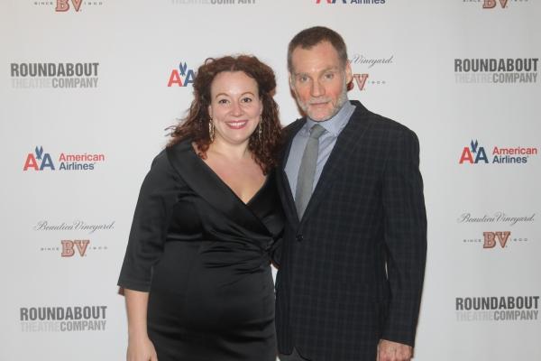 Frances Mercanti-Anthony and Peter Bradbury Photo